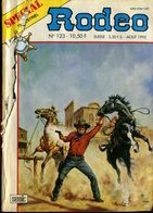 BD SEMIC SPECIAL RODEO N° 123 / 1995 - Rodeo
