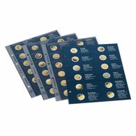 Supplement 2016 For Coin Album Classic-OPTIMA, Europe's 2-euro-coins - Supplies And Equipment