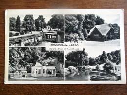Oude Postkaart  MONDORF - Les BAINS  LUXEMBOURG - Mondorf-les-Bains