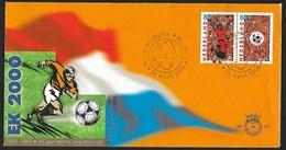 2000 - NEDERLAND - FDC + SG 2013/2014 [UEFA] + DEN HAAG - FDC