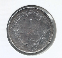 ALBERT I * 1 Frank 1914 Vlaams * Z.Fraai / Prachtig * Nr 9740 - 07. 1 Franc
