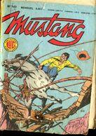BD LUG MUSTANG N° 149 - 1988 - Mustang
