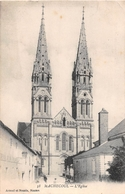 ¤¤   -  MACHECOUL   -  L'Eglise   -   ¤¤ - Machecoul