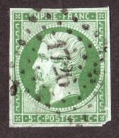 France - PC 1726 Lihons/Chaulnes (Somme) Sur Napoléon N° 12 - Poststempel (Einzelmarken)
