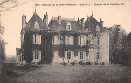 ¤¤   -  ORVAULT   -  Chateau De La Chollère  -  Chateaux De La Loire-Inférieure   -   ¤¤ - Orvault