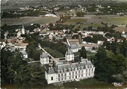 LE TREMBLAY SUR MAULDRE - Vue Générale Aérienne.le Château. - Frankreich