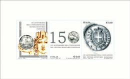 Italia Repubblica 2012 Foglietto N 84 Lira Italiana - 6. 1946-.. Repubblica