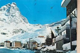 01473 BREUIL CERVINIA AOSTA - Aosta
