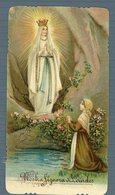 °°° Santino - Nostra Signora Di Lourdes 1912 °°° - Religion & Esotérisme