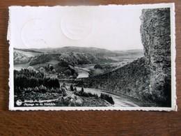 Oude    Foto-     Postkaart 1952 HOTEL  MOLITOR   BIGONVILLE   LUXEMBOURG. - Hotels & Restaurants