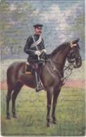 RAPHAEL TUCK - N° 9111 - LIFE GUARDS TROOPERS  1907 (lot Pat 41) - Tuck, Raphael
