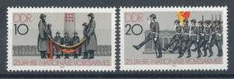 2237 Et 2238** Armée Nationale Du Peuple - [6] République Démocratique
