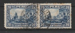 MiNr. 291 Peru 1934, Nov./Dez. Freimarken. - Peru