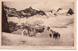 GLACIER DE LA GIROSE - 13 JUILLET 1929 - 159 R.I.A. - Autres Communes