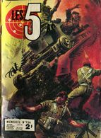 BD IMPERIA LES 5 N° 134 / 1976 - 4 As, Les