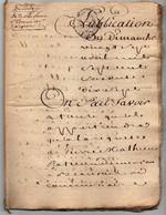 Acte Notarial Notaire Cachet Généralité Paris (9 Cachets) Requête Bethancourt Beauvais Pont Saint Maxence 36 Pages 1777 - Cachets Généralité