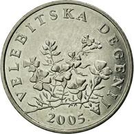 Monnaie, Croatie, 50 Lipa, 2005, TTB, Nickel Plated Steel, KM:8 - Croatie