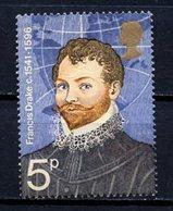 Grande Bretagne - Great Britain - Großbritannien 1973 Y&T N°681 - Michel N°618 Nsg - 5p Francis Drake - Unused Stamps