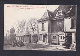 Chevigny En Vallieres ( Ou Valliere Valiere ) (21) Chateau Des Tourelles - Cour Et Chapelle ( Ed. Lafin) - Autres Communes