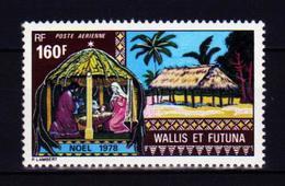 Wallis Y Futuna Aéreo  85** Nuevo Sin Charnela. - Wallis E Futuna