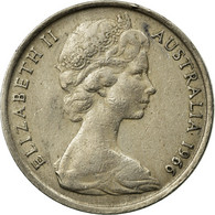 Monnaie, Australie, Elizabeth II, 10 Cents, 1966, Melbourne, TTB, Copper-nickel - Victoria