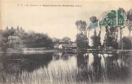 CPA 38  ENVIRONS SAINT JEAN DE BOURNAY  1914 - Saint-Jean-de-Bournay