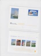 FRANCE 5 Petites Env PAP Prêt à Poster Phare Du Bout Du Monde N°YT 3294 Illustrations Charente Maritime - 2005 - Ganzsachen