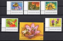 2004 - NAMIBIA -  Catg.. Mi. 1120/1125 - NH - (UP.207.12) - Namibia (1990- ...)