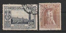MiNr. ??? Peru Freimarken: Landesmotive. - Peru