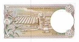 BANGLADESH P. 46Ab 5 T 2009 UNC - Bangladesh