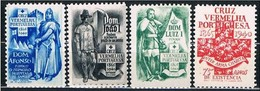Portugal, 1941, Cruz Vermelha, MH - 1910-... República