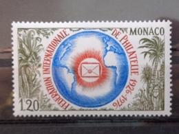 MONACO 1976 Y&T N° 1054 ** - CINQUANTENAIRE DE LA FONDATION DE LA FEDERATION INTERN. DE PHILATELIE - Nuevos