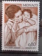 MONACO 1977 Y&T N° 1094 ** - ASSOCIATION MONDIALE DES AMIS DE L'ENFANCE - Nuevos