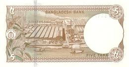 BANGLADESH P. 46 5 T 2006 UNC - Bangladesh