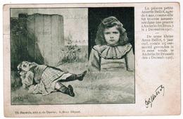 Anderlecht, Anna Bellot, Assassinée Dans Une Prairie 1907, Vermoord (pk55082) - Anderlecht