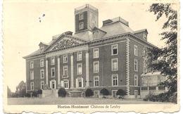 HORION HOZEMONT (4460) Chateau De Lexhy - Grâce-Hollogne