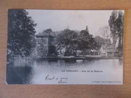 Le Vésinet (Yvelines) - Lac De La Station - Carte Précurseur Circulée En 1903 - Le Vésinet