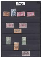 """COLONIES FRANCAISES / Congo / QUELQUES BELLES OBLITERATIONS  - Liquidation Petit Stock à Saisir"""""""""""""""""""""""""""""""""""" - French Congo (1891-1960)"""