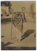Photo  A. BRIQUET. MEXICO - TIPOS MEXICANOS - Huacalero - Ancianas (antes De 1900)
