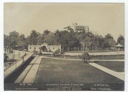Photo  A. BRIQUET. - ALREDEDORES DE MEXICO - Castillo De Chapultepec - Fotos