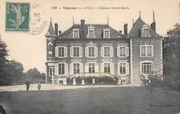 A-19-1231 :  VOUZON. CHATEAU SAINTE-MARIE. - France