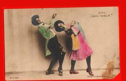 Danseuse Fille Artiste Danseur Danse Negro étape Tsarisme Pré-révolutionnaire - Danza