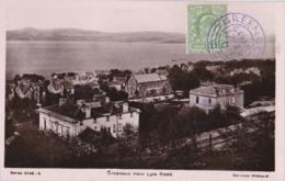 GREENOCK :   Carte Photo :  Vue Générale - Renfrewshire