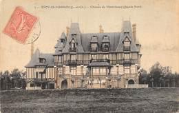 A-19-1240 :  YVOY-LE-MARRON. CHATEAU DU MONT-SUZEY. - France