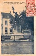 Belgique - Habay-la Neuve - Monument Aux Héros De La Grande Guerre 14/18 - Habay