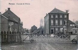 Belgique - Perwez - Chaussée De Wavre - Le Passage à Niveau - Perwez