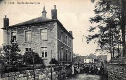 Belgique - Mettet - Oret - Ecole Des Garçons - N°8 Laflotte- Près De Biesme,Biesmerée,Graux Furnauw - Stave - St Gérard - Mettet