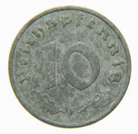 [NC] GERMANIA - 10 REICHSPFENNIG 1944 F (nc3886) - [ 4] 1933-1945 : Troisième Reich