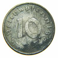[NC] GERMANIA - 10 REICHSPFENNIG 1940 G (nc3887) - [ 4] 1933-1945 : Troisième Reich