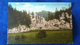 Sztracenai Sziklakapu Europe - Cartoline